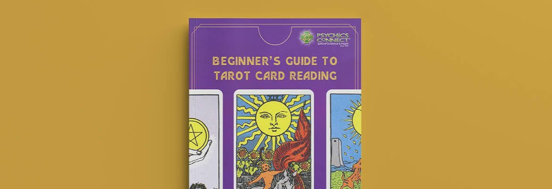tarot card reading guide banner