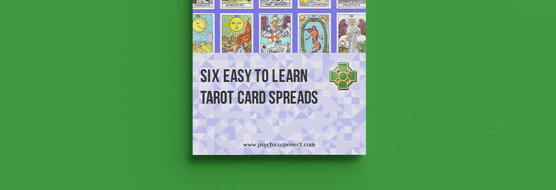 tarot card spreads ebook